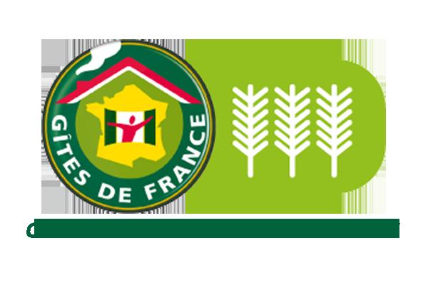 Gite de France - 3 épis